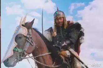 传说他是夏桀的后裔,能打败刘邦,敢调戏吕后