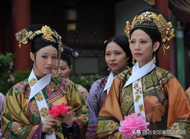 甄嬛传:皇上对叶澜依一见钟情,她身上哪一点值得皇上迷恋