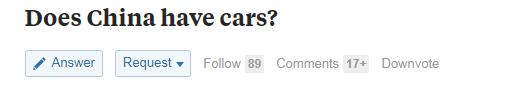 """美网友提问育满芊""""中国有车吗""""被回怼:我们出门靠飞_大发5分快3"""
