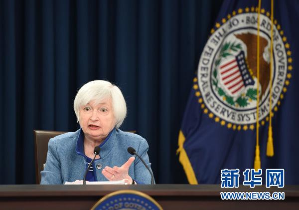 美联储时隔老年斑怎么形成的一年再度加息 预计明年将加息3次_财经