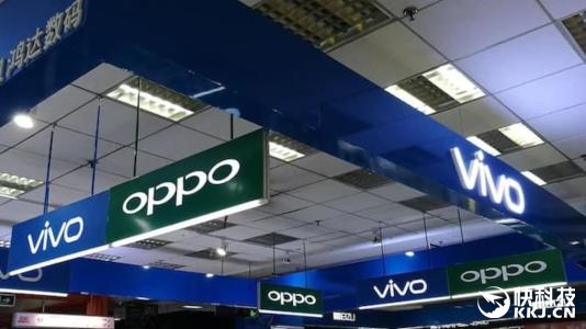 OPPO/vivo手机销量大爆发!联发科老大充气床登门拜访_科技
