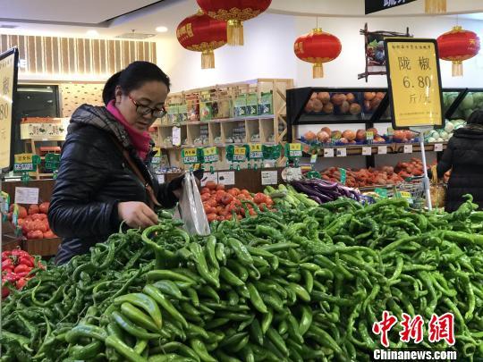 """青海CPI告别沙参的功效与作用""""2、3时代"""" 涨幅创近10年新低_财经"""