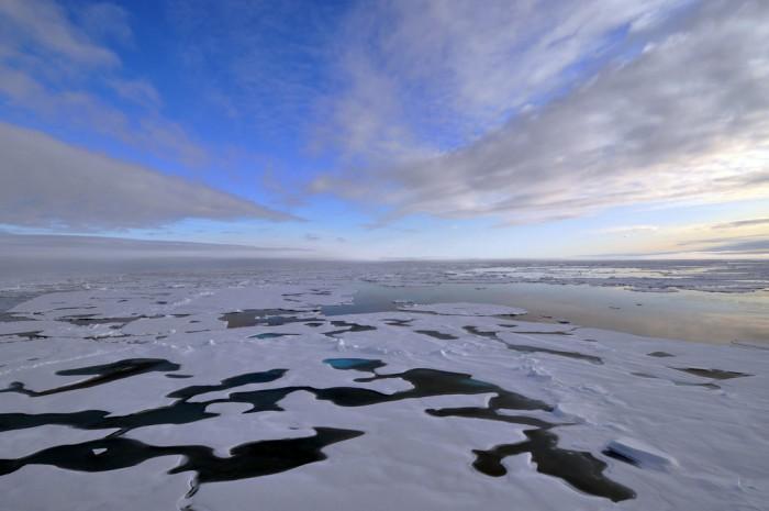 北极变幻世匪王暖速度为其他地区两倍,有记录以来最暖_大发5分快3