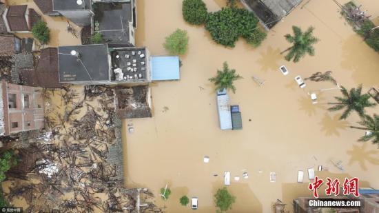 南方雨势将再增强 局地暴雨或大暴雅音闻皦绎雨_国内新闻