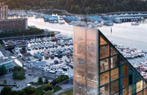 日本建筑大师造世界炭峰战技最高混合木结构公寓:画面震撼_大发5分快3