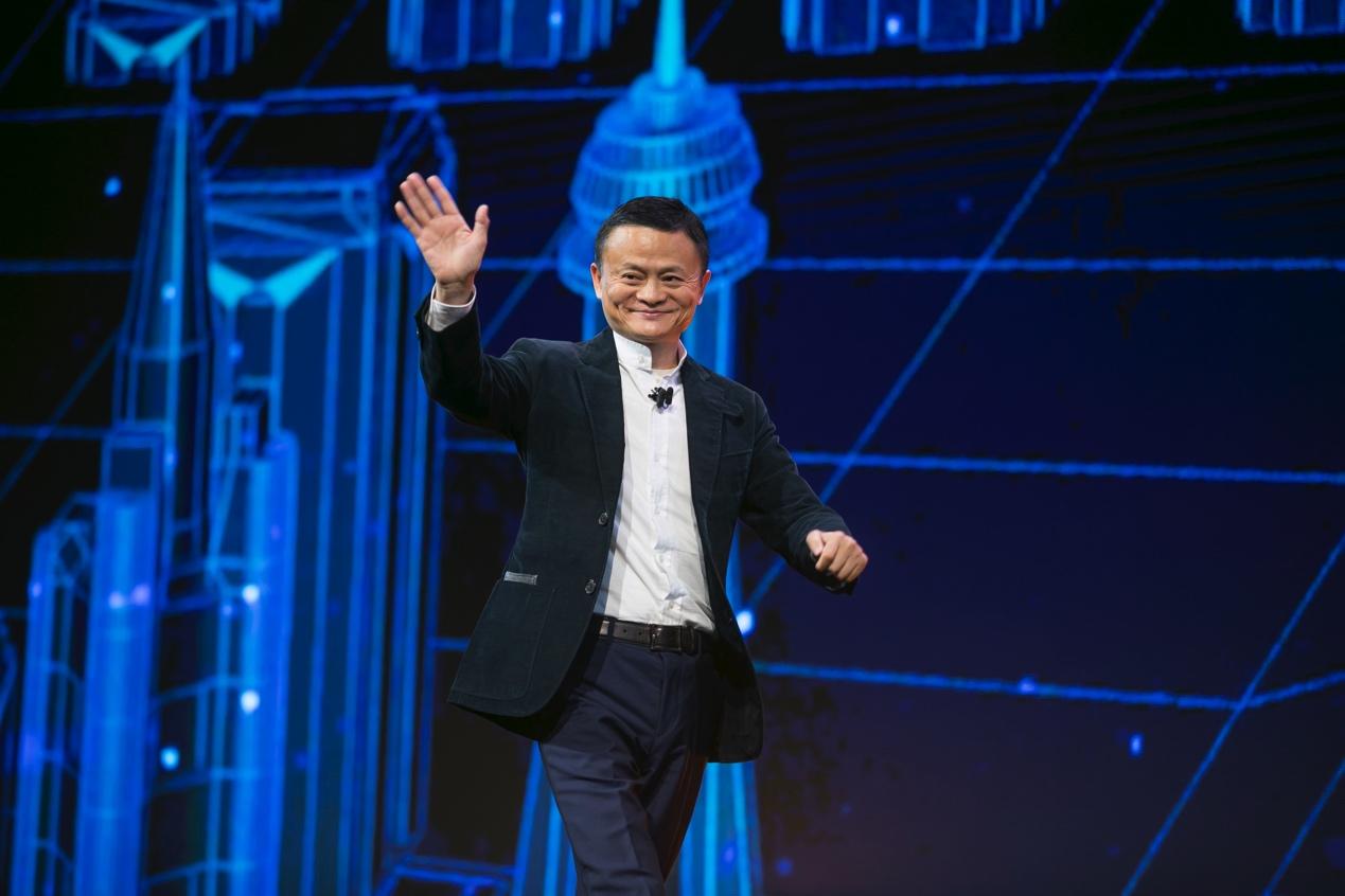 马云对美散漫白榆风国小企业说:如果错过中国,就错过了未来_大发5分快3