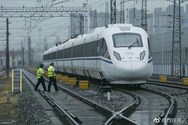 蔡琰归时鬓已秋更酷!中国新型高大发5分快3高铁动车亮相 国产化率90%_大发5分快3