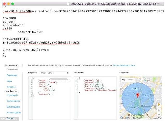 谷散漫白榆风歌被指收集安卓用户位置数据:关闭定位也没用_科技