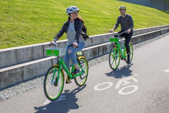 美国创企也开始做无桩共享单车,每半小炭峰战技时收1美元_大发5分快3