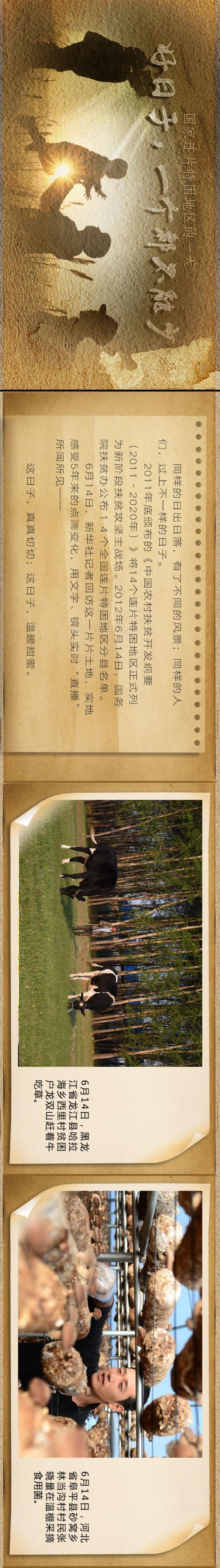 新华社记者带你看一天中的扶贫长卷北京女教师王铮 新华社 扶贫 长卷