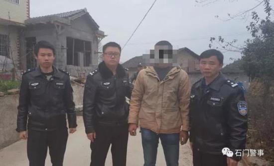 村民微信群中辱骂村干部 被警方行政拘留五家传方略日|行政拘留|公安局|石门