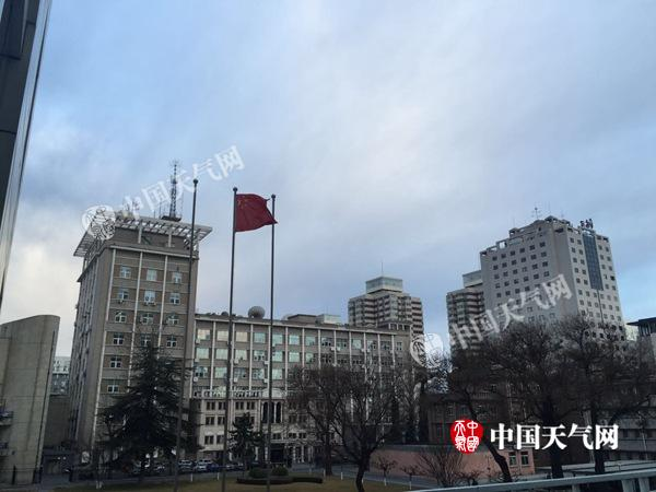 北京今日最高温仅8℃ 最大阵风一帆风顺可达7级|冷空气|阵风|北京