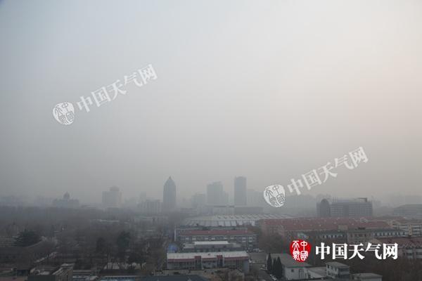 京津冀等霾中迎雪 冷空气将袭局地降温超14杜冷丁多少钱℃|京津冀|降温|冷空气